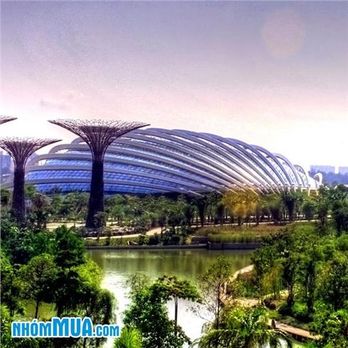 Tour Singapore - Indonesia - Malaysia 6N5Đ (gồm vé máy bay)