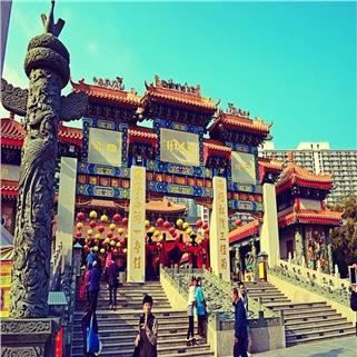 Nhóm Mua - Tour Ha Noi-Hong Kong-Quang Chau-Tham Quyen hap dan 5N4D