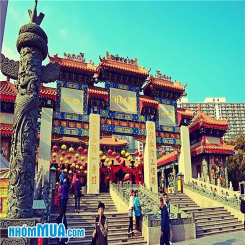 Tour Hà Nội-Hồng Kông-Quảng Châu-Thâm Quyến hấp dẫn 5N4Đ