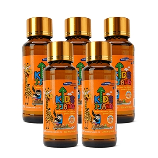 Combo 5 siro Kids Jjang 100ml