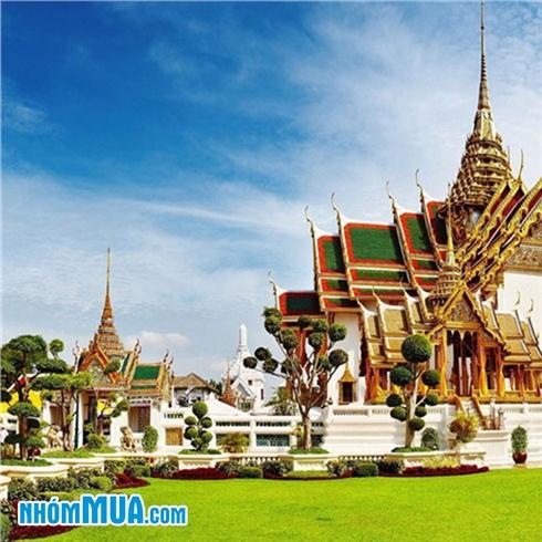 Tour Thái Lan - Bangkok - Pattaya - sông Chao Phraya Yao 6N5Đ