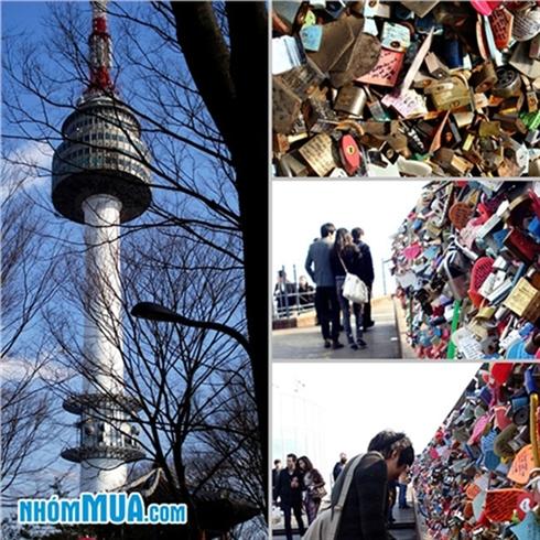 Tour Seoul - Everland - Nami 5N4Đ gồm visa và vé máy bay