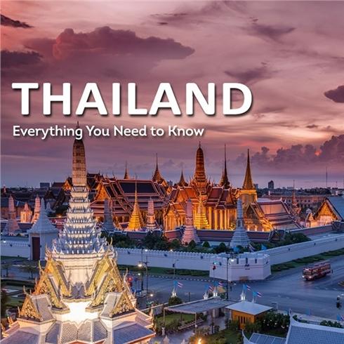 Thái Bangkok - Pattaya 5N4Đ - buffet 86 tầng, gồm vé máy bay