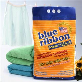 Nhóm Mua - Bot giat Blue Ribbon 5kg - Nhap khau My
