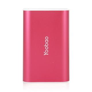 Nhóm Mua - Pin sac du phong Yoobao S3 dung luong 6000mAh - do