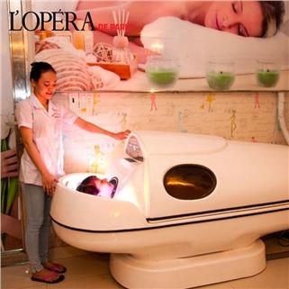Nhóm Mua - Tam trang cap toc Whitening L'opera, massage 90 phut- L'Opera