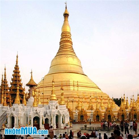 Tour Myanmar - Yangon - Bago - Kyaikhtiyo 4N3Đ