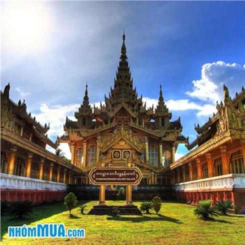 Land tour Yangon - Bago - Golden Rock 4N3Đ (đăng ký trước)