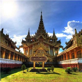Nhóm Mua - Land tour Yangon - Bago - Golden Rock 4N3D (dang ky truoc)