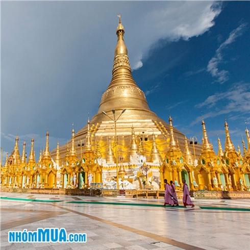 Tour Yangon – Bago – Golden Rock 4N3Đ giá rẻ bất ngờ