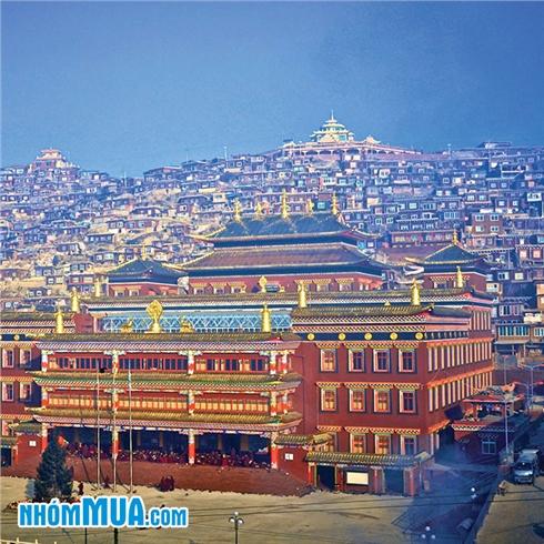 Tour trọn gói Tây Tạng kì thú 7N6Đ - Thánh Địa Phật Giáo