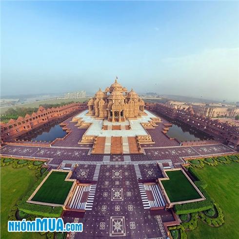 Tour trọn gói khám phá Tam Giác Vàng Ấn Độ 6N5Đ - Lantours