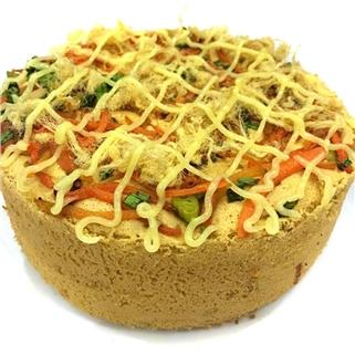 Nhóm Mua - Banh bong lan thap cam sot pho mai (16 cm) tai Ruby's Bakery