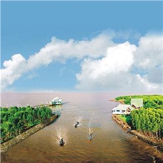 Nhóm Mua - Tour Dat Mui Ca Mau Nam Can - rung ngap man - 2N2D