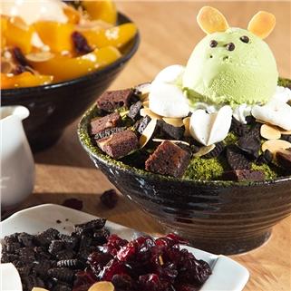 Nhóm Mua - Bingsu lon + Bonus dac biet cho 2 - 3 nguoi - Excape Dessert