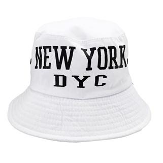 Nhóm Mua - Non bo Hiphop in chu New York chop non mau trang M15