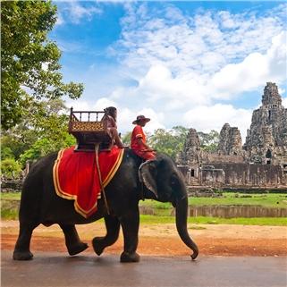 Nhóm Mua - Tour Campuchia - Angkor - Phnom PEnh - lau bang chuyen 4N3D