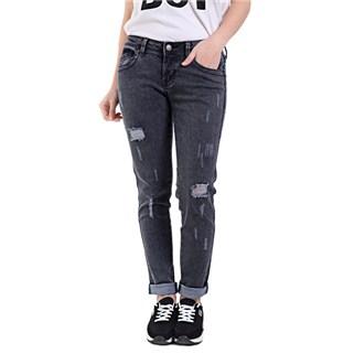 Nhóm Mua - Quan jeans nu CQ821 xuat khau den