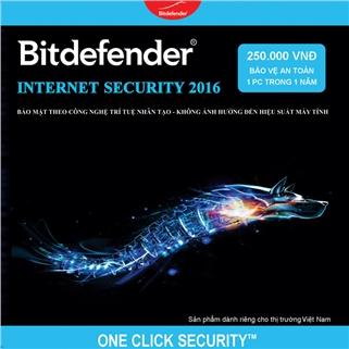 Nhóm Mua - Phan mem diet virut Bitdefender Internet Security