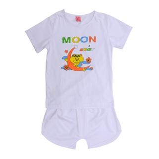 Nhóm Mua - Bo thun short cho be yeu Moon star - trang 4