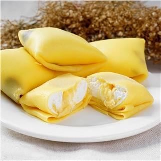 Nhóm Mua - Hop 6 banh Crepe Sau Rieng hoac Chocolate tai Lemon Shop