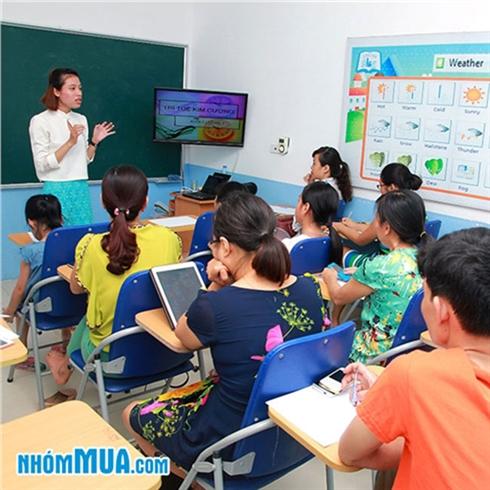 Lớp học hạnh phúc theo cách Trí Tuệ Kim Cương - Lucky House