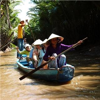 Nhóm Mua - Tour kham pha mien Tay - My Tho - Ben Tre 1N1N