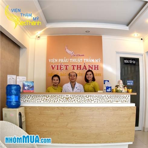 Trị rạn da công nghệ Carboxytherapy - Viện PTTM Việt Thành 3*