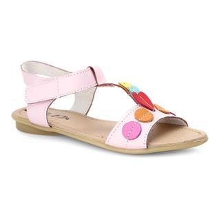 Nhóm Mua - Giay sandal be gai 100% da that M4