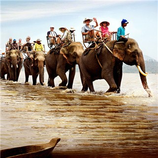 Nhóm Mua - Tour Buon Me Thuot - Ho Lak - Buon Don 3N3D - nghi duong 3*