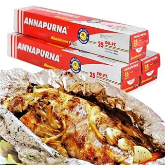 Nhóm Mua - Combo 3 hop mang nhom Annapurna 30cmx 7m cho thuc an ngon hon