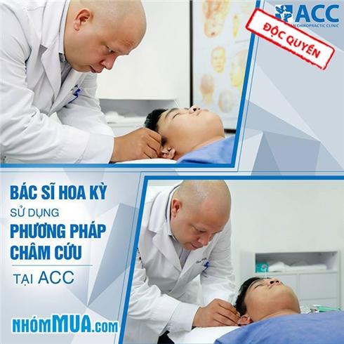 Phòng Khám ACC chữa đau và rối loạn chức năng bằng châm cứu