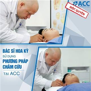 Nhóm Mua - Phong Kham ACC chua dau va roi loan chuc nang bang cham cuu