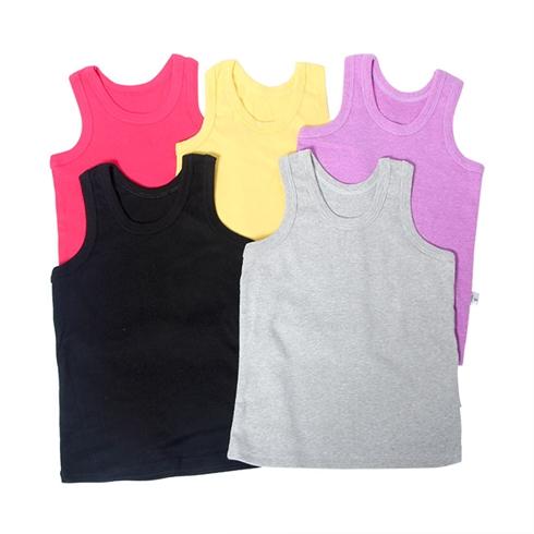 Combo 5 áo thun borip ba lỗ cho bé - PMKids (10 - 25kg)