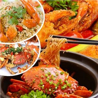 Nhóm Mua - Dai tiec buffet cua dang cap tai Nha hang Tan Hoa Cau