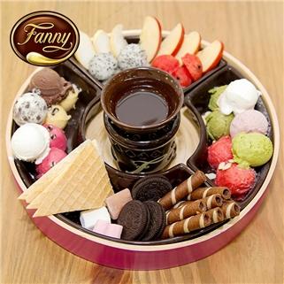 Nhóm Mua - Buffet kem Fanny tai Anni Coffee
