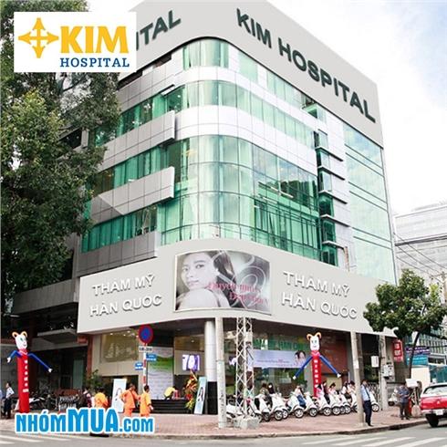 Thẩm mỹ cắt cánh mũi, thon gọn mũi - Kim Hospital