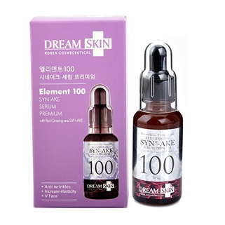 Nhóm Mua - Serum duong da tu nhan sam do Dream Skin Element 100 Syn-Ake
