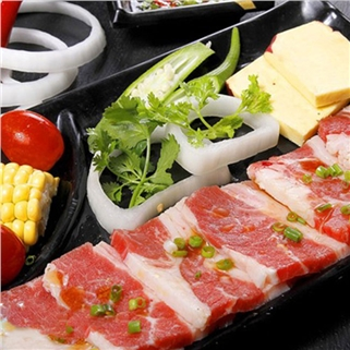Nhóm Mua - Buffet Nuong khong khoi tai NH Suon No.1 tang my cay7 cap do