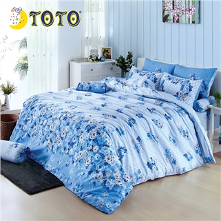 Nhóm Mua - DEAL SOC - Bo drap cotton TOTO nhap khau Thai Lan co men 1,6m