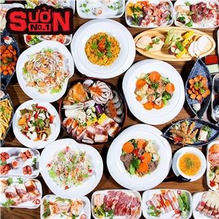 Nhóm Mua - Buffet toi BBQ, bia khong gioi han - Suon No.1 Nguyen Hue