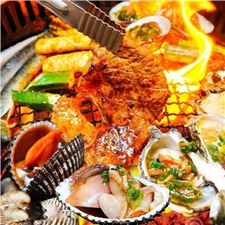 Nhóm Mua - Buffet nuong - Menu moi hap dan - Nha Hang Suon No.1