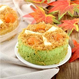 Nhóm Mua - Banh bong lan trung muoi/trung muoi tra xanh - Michi Bakery