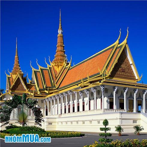 Tour Bokor - Kohrong Samloem- Biển Sihanouk- Naga World 3N3Đ