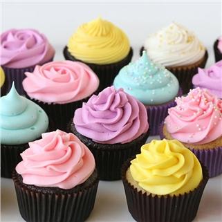 Nhóm Mua - Combo 6 banh cupcake thom ngon tai Michi Bakery