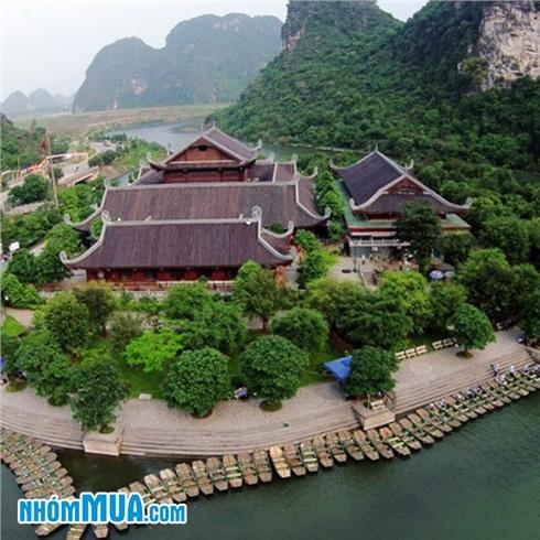 Tour Hà Nội - Bái Đính -Tràng An 1 ngày