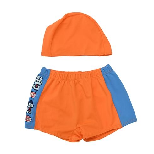 Đồ bơi bé trai màu cam CJ017 (từ 15 - 25kg)