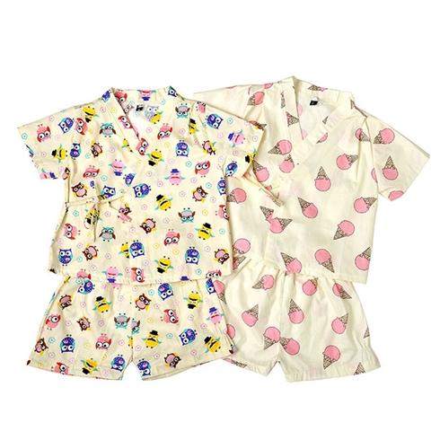Combo 2 bộ pijama cho bé