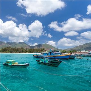 Nhóm Mua - Tour Con Dao hanh trinh huyen thoai 3N2D (gom ve may bay)