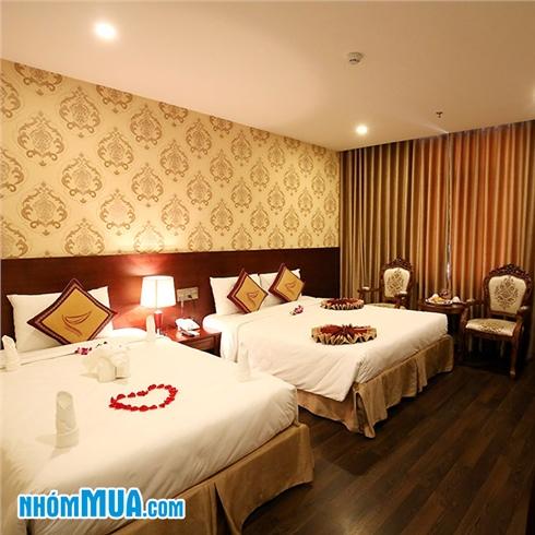 Khách sạn Nesta Đà Nẵng 4 sao - Cạnh bãi biển